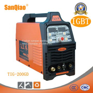 Multi Functional Cold Welding/Electrode Welding/ Argon Welder (TIG-200GD)