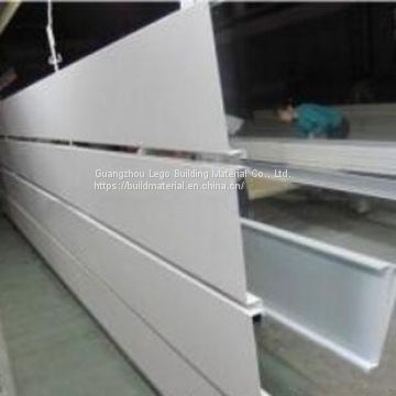 Salt And Salt Resistance Strip Aluminum Buckle Ceiling Pedestrian Bridge
