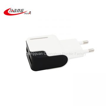 Wholesale portable phone charger 2 usb port multi charger for iphone