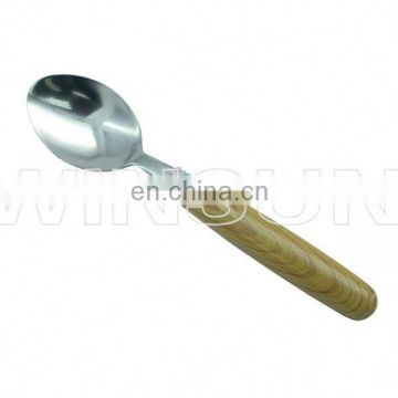 china factory promotional custom metal coffee copper spoon