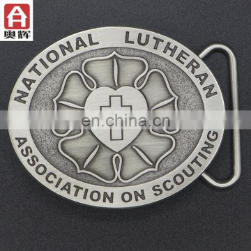 Top sell die casting wholesale custom metal die casting belt buckle