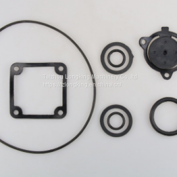 Water pump spare parts Mechanical Parts /2inch wp20 rubber parts/complete gasket set