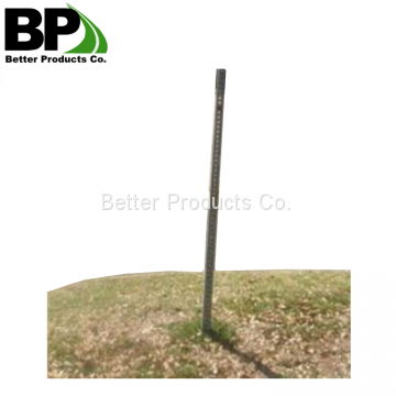 Square Telescoping Traffic Sign Posts