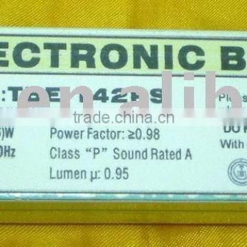 High Quality Low Price Durable Fluorescent Lamp Ballast