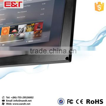 "42"" USB IR touch screen outdoor usable waterproof/ anti-glare touch panel for kiosks/digital signage/game machine/education"
