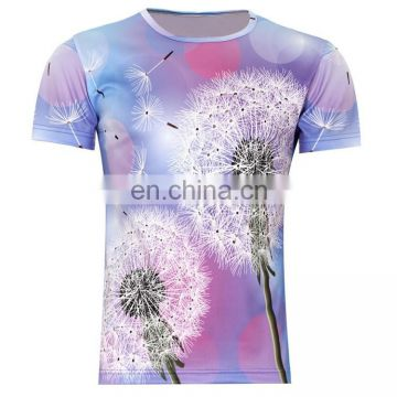 wholesale custom 3d t-shirt sex girls photos new style