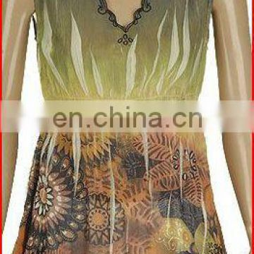 Trendy Cotton Kurti 2017