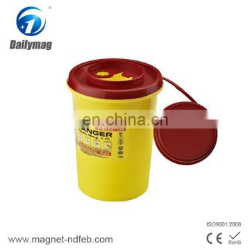 Hot Sale Hospital Emergency Disposable Sharp Container Medical Waste PP Large Sharp Medic Box