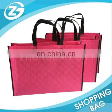Hot Sale Heat Seal Ultrasonic New Design Nonwoven Bag