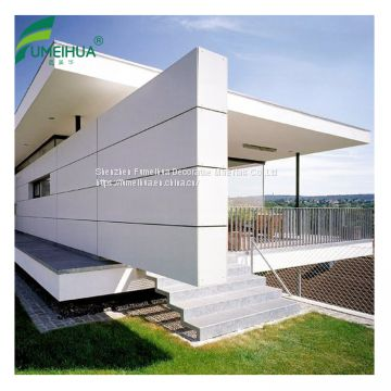 Fumeihua factory direct sale commercial exterior wall cladding
