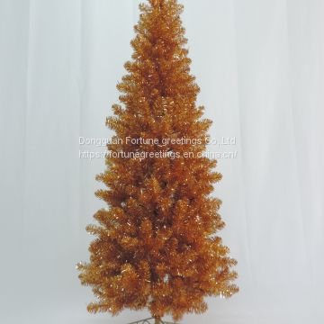 Artificial christmas tree