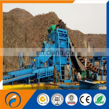 DongFang-200 Bucket Chain Gold Dredger