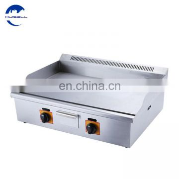 Restaurant Stainless Steel Commercial Electric Cast Iron Contact Griddle