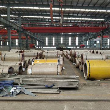 201 Stainless Steel Coil Cold Rolled Hot Dipped Galvanized
