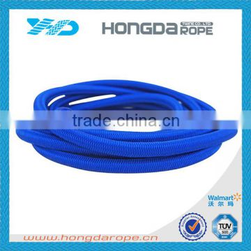 Supply 10mm Reflective Elastic Rope Elastic Rubber Shock Cord Of