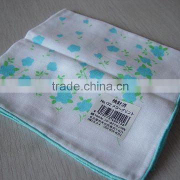 lady's hankerchief 100% cotton