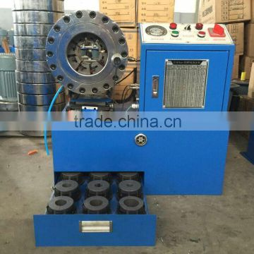 China hose crimper machine/crimping tools hydraulic/Hydraulic hose assembly machine