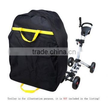 Heavy Duty Golf Electric Trolley Travel Car Waterproof Bag Cover Protector