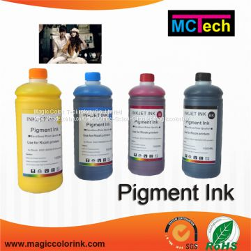 Transfer ink for con fabriclarge format printer pigment ink