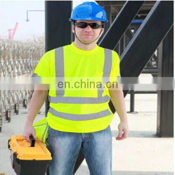 Worker Reflective Safety Polor Shirt