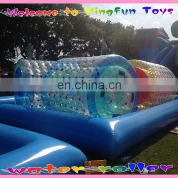 Summer water rolling bubble for swimming pool