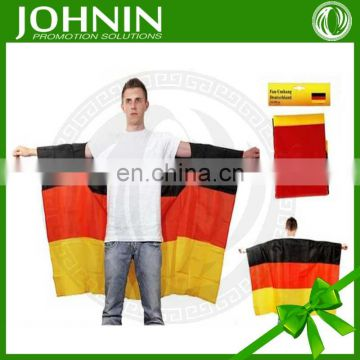 hot wholesale custom polyester promotional body flag