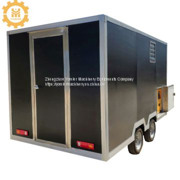 Most Popular China Mobile Fast Food Truck/Food Concession Trailer/ice Cream Cart