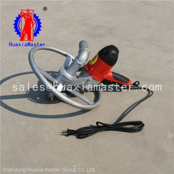 low price small water well electric rock drill/ small portable borehole drilling machine for sale