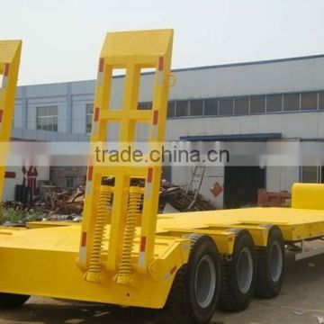 Sinotruk best selling low bed Semi-trailer price