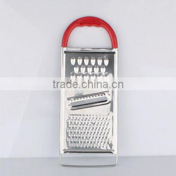 multi-purpose Plastic vegetable peeler and shredder