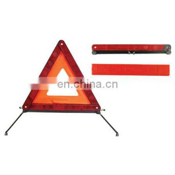 Hi Vis Reflective Warning Triangle Traffic Sign