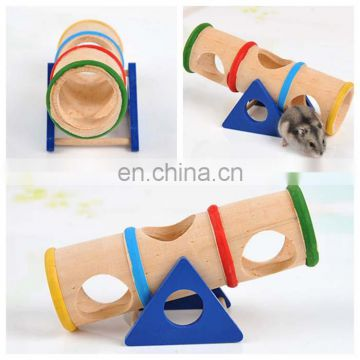 Hamster wooden seesaw accessories hamster seesaw