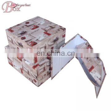 2017 Custom Foldable Gift Box in Foldable Box in Guangdong
