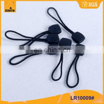 2017 Excellent Nylon Zipper Puller with Custom Logo2016 LR10009
