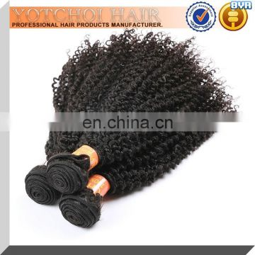 6A Virgin Brazilian Hair Deep Curly Wave 3 Bundles 100% Unprocessed Human Hair Extensions
