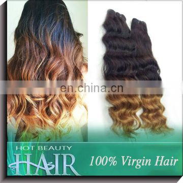 New Arrives!!! 100% Ombre Water Wave Braiding Weave Colors