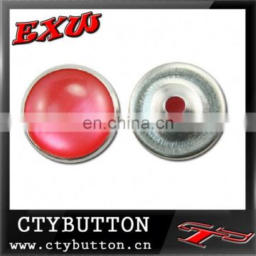 CTY-SO127 18mm metal snap button