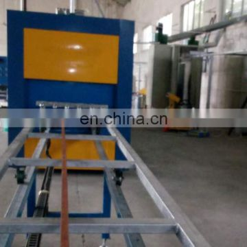 Advanced wood texture printing machine for aluminum profile