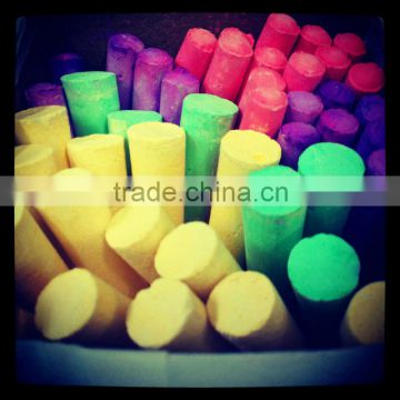 Various colors of School Chalk, Calcium Calcium