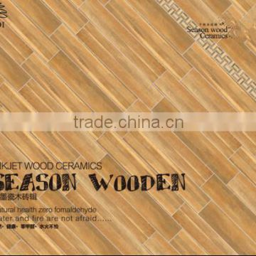 150x600mm 150x800mm 200x1200mm Best Price Ceramic Tile Floor 3D Inkjet Wood For Living Room
