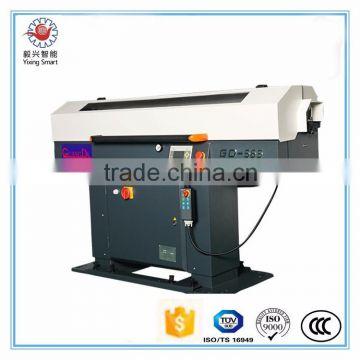 GD-408 electric fully auto bar feeder for cnc lathe