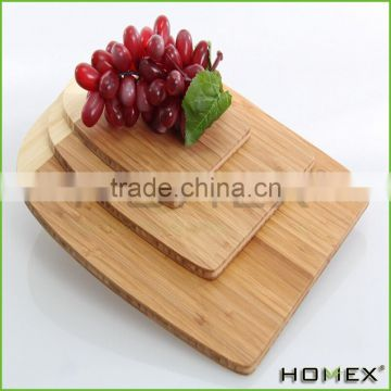 Bamboo Cutting Boards - Premium Small, Medium & Large Wood, Bamboo Chopping Board Sets by Ergo Kitchen Accessories/Homex_Factory