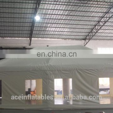Large customized usa inflatable house tent for sale
