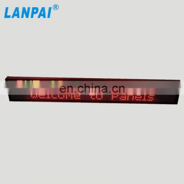 LANPAI brand alibaba hot sale indoor led display for advertising