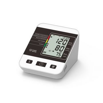 Blood pressure monitor 2019 new design high accuracy household A19
