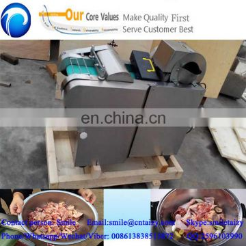 commercial use meat cutter chicken dicer machine