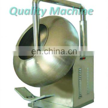High quality chocolate coating pan broad bean sugar coating machine