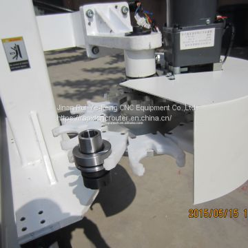 Hot style cnc engraving machine 4th axis cnc machine