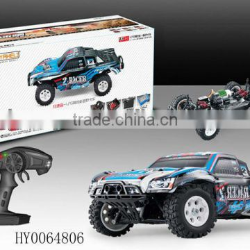 1/16 scale 2.4G 4WD RC high speed electric car not gas powered rc cars universal rc car remote control HY0064806
