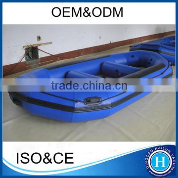 Factory direct sale inflatable whitewater raft 12ft/360cm